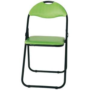 Stuhl in Gr�n klappbar (6er Set)
