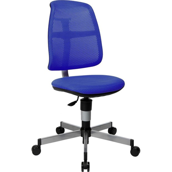 Stuhl »Pep«, blau, Material Stoff, TOPSTAR»Pep«