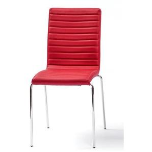 Stuhl Star Midj rot, 93x47x58 cm