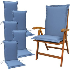 Stuhlauflagen-Set Premium