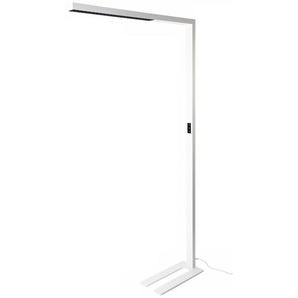 STYLE BUTLER   LED Stehleuchte - Lampe Weiß