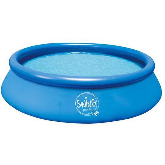 Summer Fun Quick Set Pool Ø366x91 cm Blau Blau