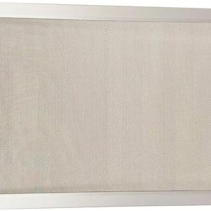 sunlines Lichtschachtabdeckung »Silver Square«, (1-St), 0,6 mm Edelstahlgewebe