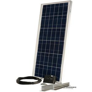 SUNSET Set: Solarstrom-Set für Freizeit, Camping und Boot, 60 Watt