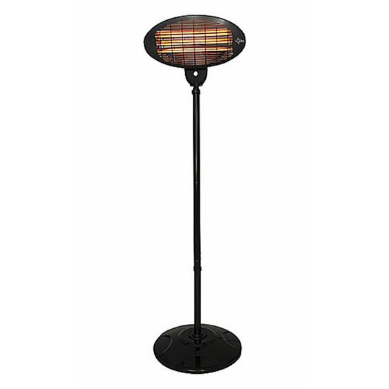Suntec elektrischer Heizstrahler Night Sun 2.000 W für In- & Outdoor