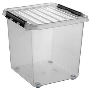 sunware Kunststoffbox 38,0 l transparent