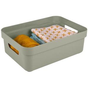 Sunware®-Aufbewahrungsbox »Sigma Home« - grün -