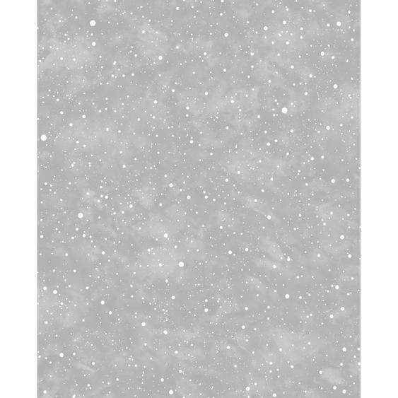 Superfresco Glow  Papiertapete  Sternenhimmle Grau - Leuchtet im Dunkeln