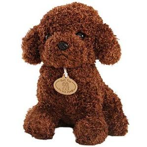 SUPVOX Niedlichen Teddy Plüschtier Weiche Stofftiere Stofftier Spielzeug Baby Plüsch Spielzeug Hund Stofftier