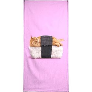 Sushi Cat - Handtuch