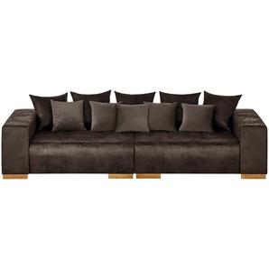 switch Big Sofa  Kai | braun | 300 cm | 85 cm | 136 cm | Möbel Kraft