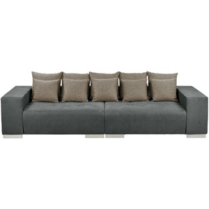 switch Big Sofa  Max   grau   300 cm   85 cm   136 cm   Möbel Kraft