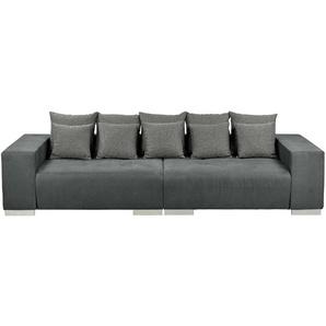 switch Big Sofa  Max | grau | 300 cm | 85 cm | 136 cm | Möbel Kraft