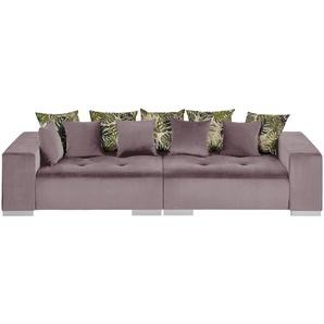 switch Big Sofa altrosa - Mikrofaser Kim ¦ rosa/pink ¦ Maße (cm): B: 300 H: 85 T: 136 Polstermöbel  Sofas  Big-Sofas » Höffner
