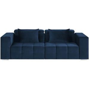 switch Big Sofa  Vila ¦ blau ¦ Maße (cm): B: 261 H: 79 T: 120