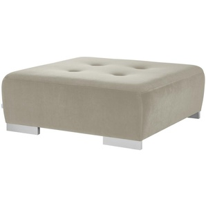 switch Hocker  Max - beige - 121 cm - 43 cm - 121 cm | Möbel Kraft