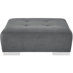 switch Hocker  Max ¦ grau ¦ Maße (cm): B: 121 H: 43 T: 121 Polstermöbel  Hocker » Höffner