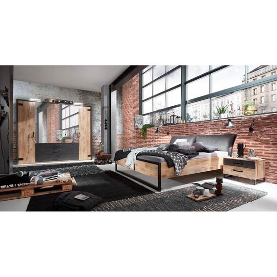 Sydney Schlafzimmerset Plankeneiche