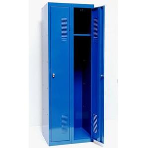 SZ METALL Spind »180x60 Blau«