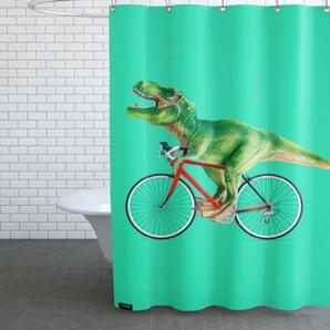 T-Rex Bike - Duschvorhang