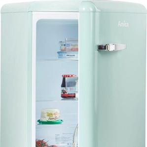 Vollraumkühlschrank VKS 15626 L, grün, Energieeffizienzklasse: A++, Amica