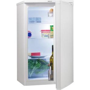 BEKO Kühlschrank TS 190020, 81,8 cm hoch, 47,5 cm breit, A+, 82 cm hoch, Energieeffizienz: A+, weiß, Energieeffizienzklasse: A+
