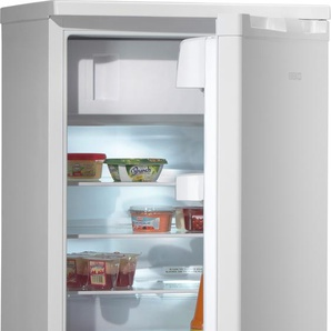 BEKO Kühlschrank TSE 1282, 84 cm hoch, 54,5 cm breit, A+, 84 cm hoch, Energieeffizienz: A+, weiß, Energieeffizienzklasse: A+