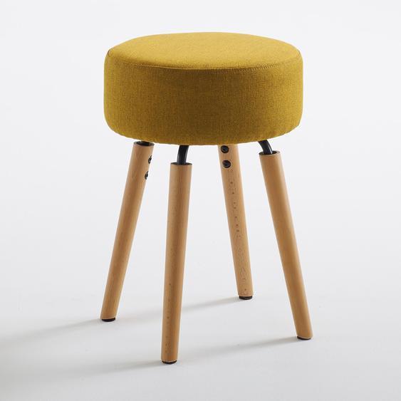 Design-hocker Asting, Gepolstert