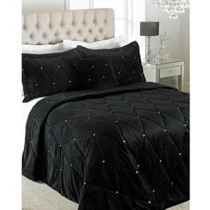 Tagesdecken-Set Hayley mit 2 passenden Kissen
