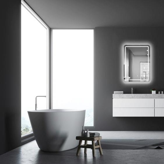 Talos Badspiegel Cultura Einheitsgröße weiß und Spiegelschränke Badmöbel Badaccessoires SOFORT LIEFERBARE Möbel