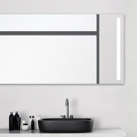 Talos Badspiegel »Talos Light«, 140x 70 cm, Design Lichtspiegel