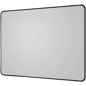 TALOS Komplett-Set: Spiegel »Black Living«, matt schwarzer Aluminiumrahmen