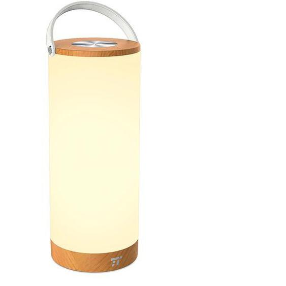 TaoTronics,LED Nachttischlampe TT-DL071 Einheitsgröße weiß Nachttischleuchten Tischleuchten Lampen Leuchten