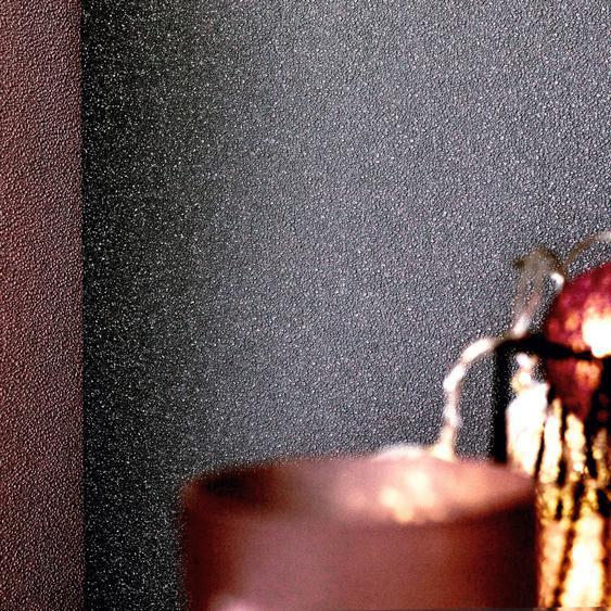 Tapetenrollen Vlies 2 Stk Sanftes Schimmern Dunkelgrau 0,53×10m