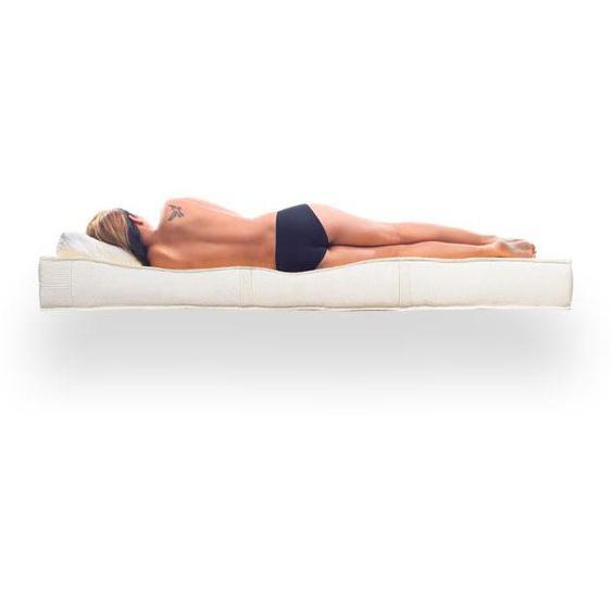 Taschenfederkern-Matratze Filum Comfort, 80x200 cm, H3 bis 120kg, mittelfest