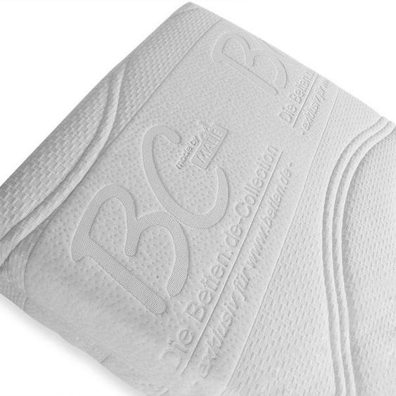 Taschenfederkern-Matratze Malaga Premium - Exklusiv-Edition, 200x200 cm, H2 bis 80kg, fest