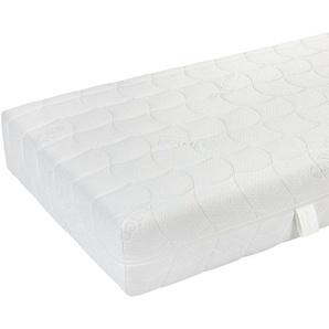 Taschenfederkern-Matratze orthowell 500 Premium, 80x210 cm, H2 bis 75kg, mittelfest