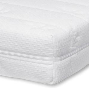 Taschenfederkern-Matratze Polar Premium - Exklusiv Edition, 140x200 cm, H3 bis 100kg, mittelfest