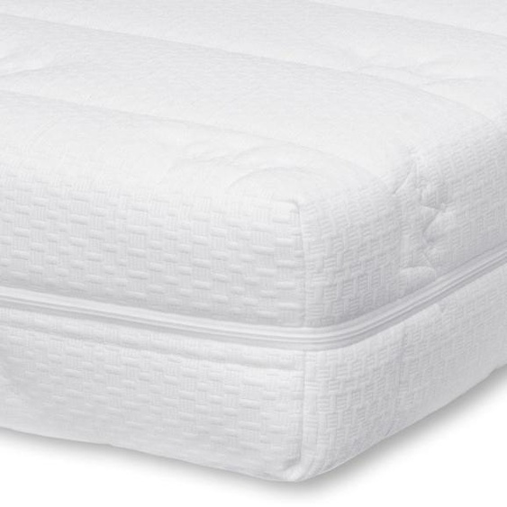 Taschenfederkern-Matratze Polar Premium - Exklusiv Edition, 90x200 cm, H3 bis 100kg, mittelfest