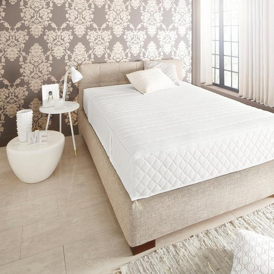 Taschenfederkernmatratzen »ProVita Relax 1.000 T«, f.a.n. Schlafkomfort, 30 cm hoch, 1034 Federn, mit Frottee Bezug