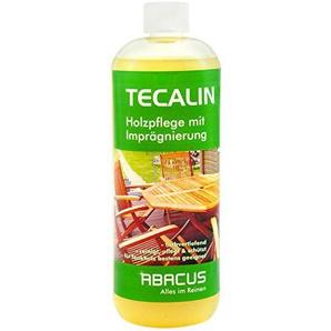 TECALIN 1000 ml (2640) - Holzpflege mit Imprägnierung Teakholz Naturholz Holz Pflege Reiniger Imprägnierer - ABACUS