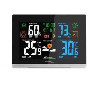 technoline »WS 6462« Wetterstation (inklusive Außensender, farbige Wettervorhersage mit Außentemperatur- und Frostalarm)