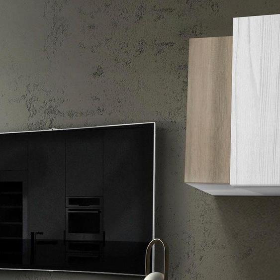 Tecnos Hängeschrank Zero 90 x 65,5 38 (B H T) cm, 3-türig beige Hängeschränke Schränke