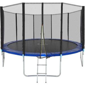 Trampolin Garfunky - Fitness Trampolin, Gartentrampolin, Kindertrampolin - 427 cm - TECTAKE
