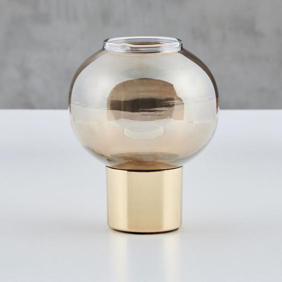Teelichthalter  Welene Der Blick in die Kugel