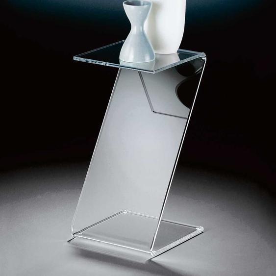 Telefontisch aus Acrylglas modern