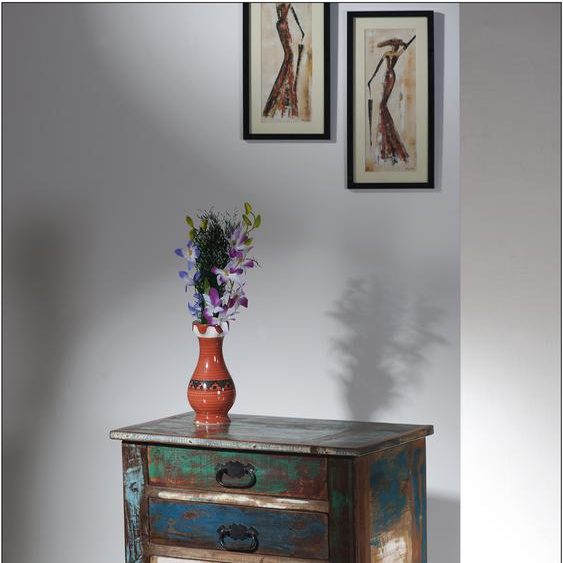 Telefontisch »Riverboat«, FSC®-zertifiziert, mehrfarbig, Material Massivholz, SIT-Möbel