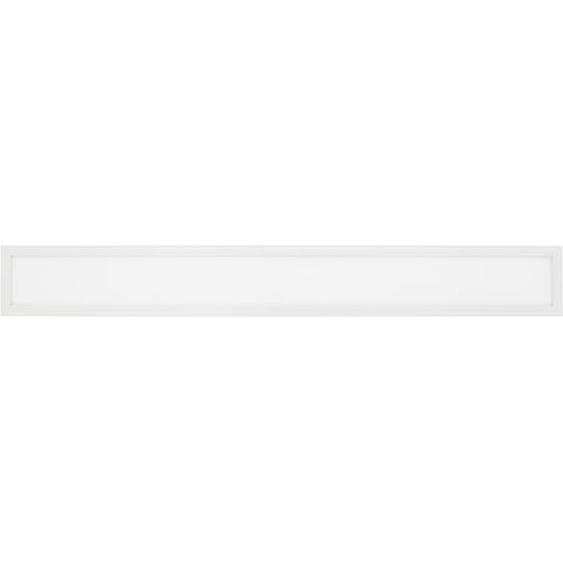 Telefunken LED-Aufbauleuchte weiß, inkl. 1x LED 24W