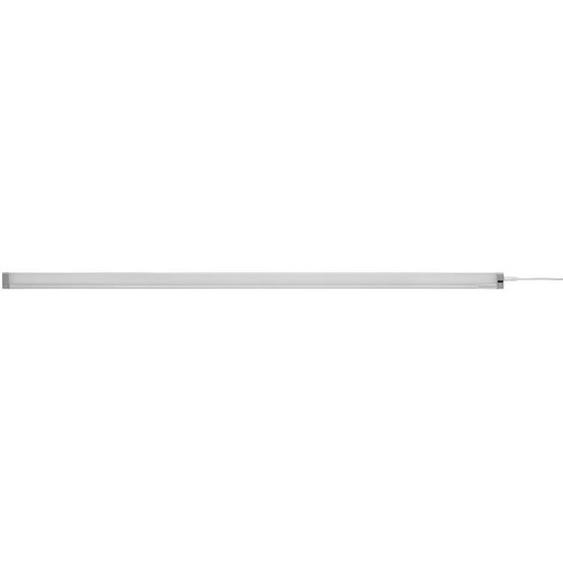 Telefunken LED-Unterbauleuchte 10 W 1100 lm 87,3 cm, silbern