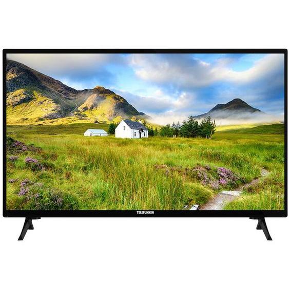 TELEFUNKEN XH24J101 24 Zoll Fernseher (HD ready, Triple Tuner)